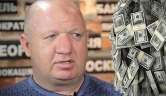 Контрабандист Вова Морда (Владимир Дидух) со своим ОПГ снова в деле большой таможни