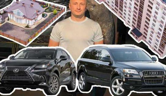 Семья пойманного на крупной взятке одиозного таможенника Михаила Бурдейного обзавелась недвижимостью на сотни тысяч долларов