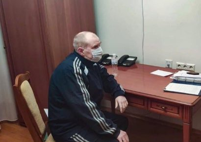 Сотрудники НАБУ задержали судью Чауса в Феофании