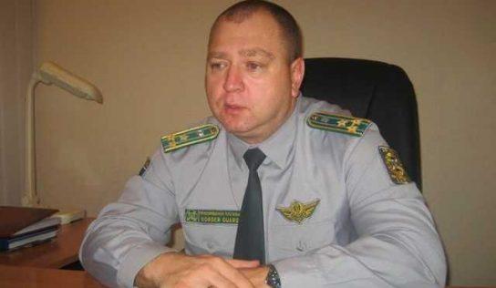 Главный пограничник Украины Сергей Дейнеко пытается «забыть» о связях с Пшонкой и террористом Болотовым
