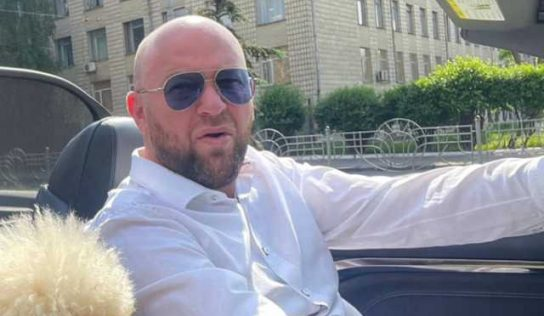 Одиозный аферист Роман Гольдман – главный вакцинатор украинской элиты