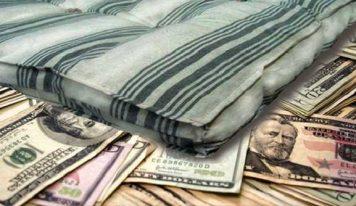 На руках у людей от 50 миллиардов долларов: чиновники подсчитали теневые доходы рядовых украинцев, а свои забыли