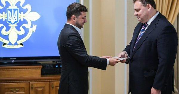 «Большая стройка» экс-главы Службы внешней разведки Украины Валерия Кондратюка