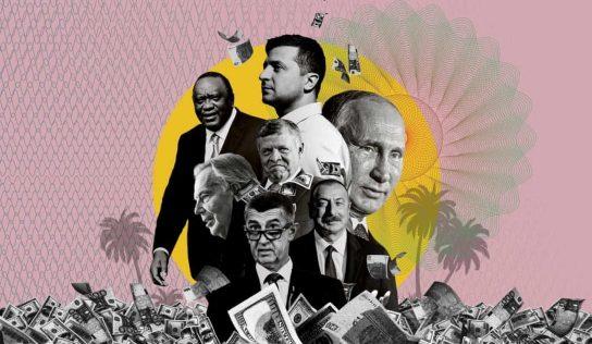 Зеленский, Путин и Шакира. В «Досье Пандоры» раскрыты офшоры мировых лидеров и VIP-персон