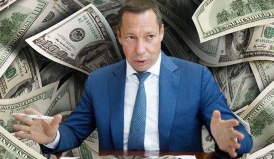 Более полумиллиона за сентябрь. Глава НБУ Кирилл Шевченко из месяца в месяц повышает себе зарплату
