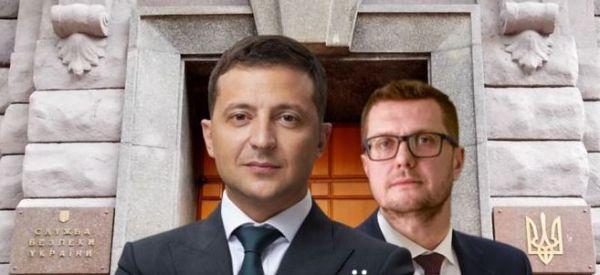 Кошелек Баканова-Ермака Александр Акст продвигает на должность в СБУ смотрящего времен Порошенко